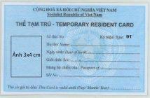 Xin thẻ tạm trú cho quốc tịch Hàn Quốc